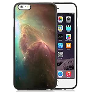 Beautiful Unique Designed iPhone 6 Plus 5.5 Inch Phone Case With Star Forming Nebula Dust Cloud_Black Phone Case
