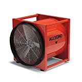 "Allegro 20"" 6837 CFM Epoxy Powder Blower"