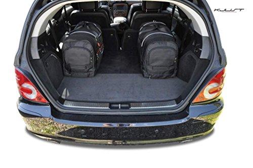 KJUST - CAR-BAGS AUTO TASCHEN MASSTASCHEN ROLLENTASCHEN MERCEDES R, 2005-2012 - CAR FIT BAGS