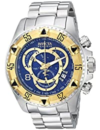 Invicta Reserve Excursion Swiss Chronograph Mens Watch 11004