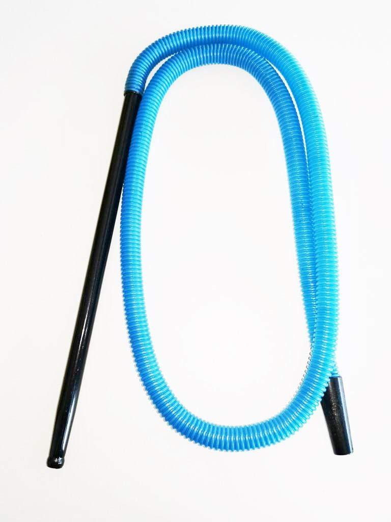 Tubo de plástico desechable para cachimba, higiénico, de una pieza, no necesita boquilla, reutilizable., 50