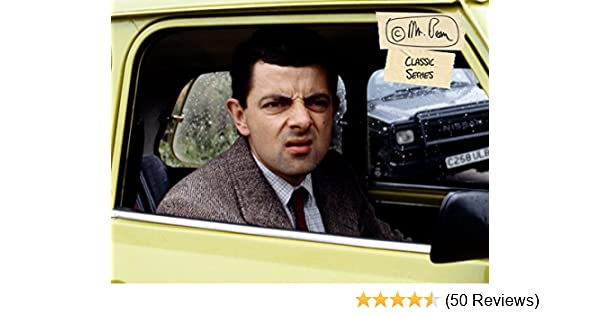 Amazon Mr Bean Rowan Atkinson John Birkin Paul Weiland
