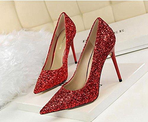 Zapatos Mujer para tac Zapatos de Sandalias Zapatos Estiletes Mujer Sandalias de Verano Bwxpz40