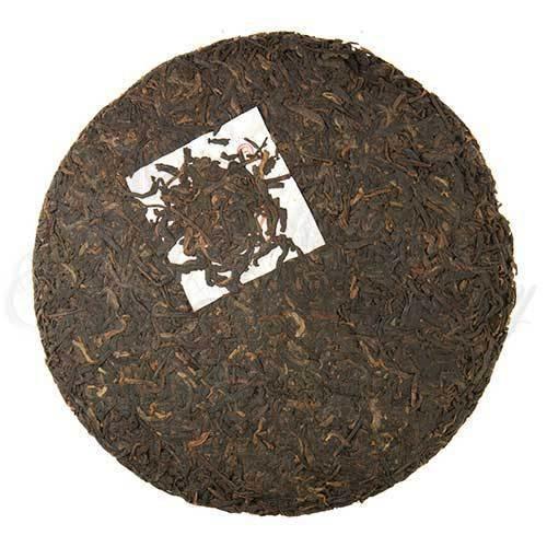 (The Spice Lab No. 117 - Beeng Cha Pu-erh Premium Gourmet Tea Cake)