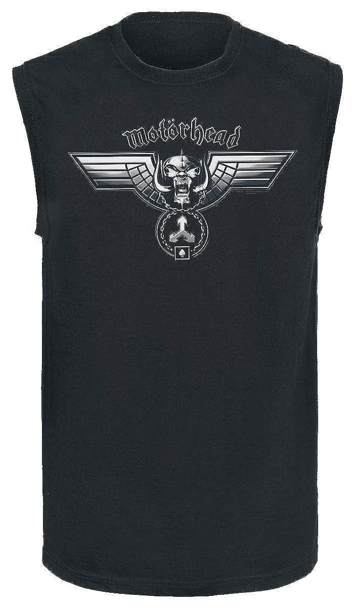 Motö rhead Winged Warpig Tank-Top schwarz Global Merchandising Services Ltd