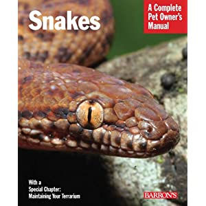 Snakes (Complete Pet Owner's Manual) 23