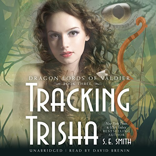 Tracking Trisha: The Dragon Lords of Valdier, Book 3 Audiobook [Free Download by Trial] thumbnail