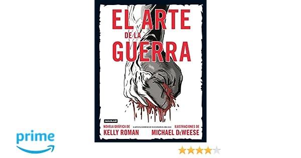 El arte de la guerra The art of war novela gráfica : Una novela gráfica Punto de mira: Amazon.es: Darío Giménez Imirizaldu: Libros