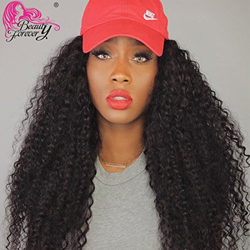 Beauty Forever Hair 8A Malaysian Jerry Curly Hair Weave 3 Bundles 100% Unprocessed Human Virgin Hair Natural Color 95-100g 20 22 24 inch