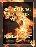 Inspirational Quotes for Writers - Coffee Table Book (NightFire Inspiration Series 1)