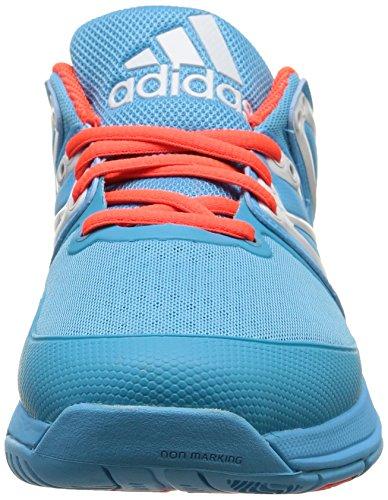 En Femme Stabil4ever Cyan Adidas Salle bright bright Bleu Chaussures Cyan Red solar De Sports IxqZ6