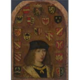 Canvas Prints Of Oil Painting ' Pieter Van Coninxloo-Philip The Handsome,1493-5' 12 x 17 inch / 30 x 42 cm , High Quality Polyster Canvas Is For Gifts And Kitchen, Laundry Room And Nursery Decoration