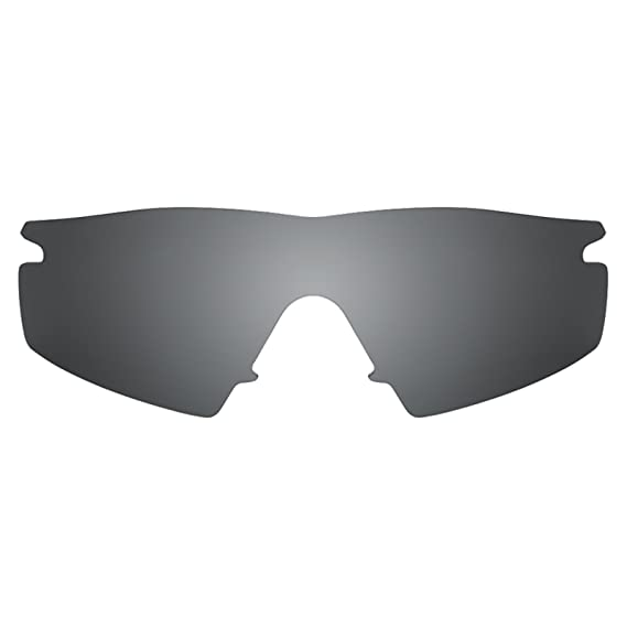 Revant Replacement Lens for Oakley M Frame Strike Black Chrome MirrorShield