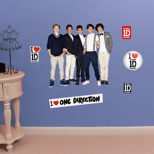 fathead one direction - 1