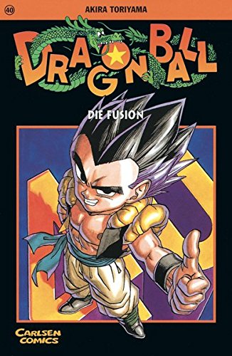 Dragon Ball, Bd.40, Die Fusion