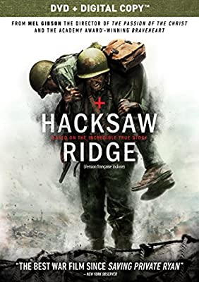 Hacksaw Ridge [DVD + Digital HD]
