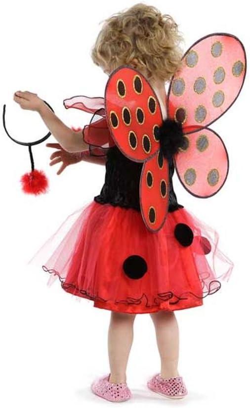 Grandes imitaciones - disfraz de mariquita para niña (a partir de ...