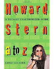 Howard Stern A To Z