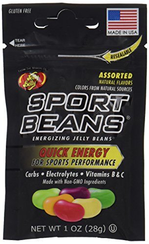 Berry Beans Sport (Jelly Belly Sports Beans 1 Oz. Pack)