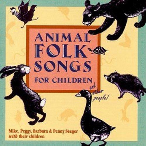 Animal Folk Songs for Children by Black Bull