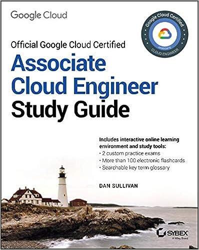 Amazon com: Google Cloud Certified Associate Cloud Engineer