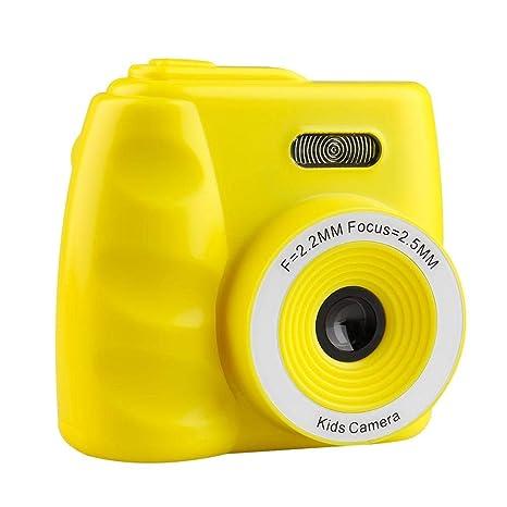 Cámara para Niños con 32GB Tarjeta TF Y Acollador, cámara ...