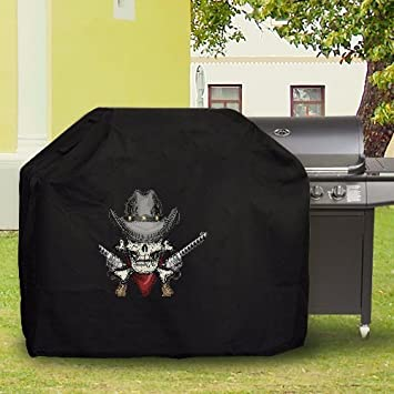 rockymranger barbacoa cubierta luz peso personalizadas personalizado impermeable al aire libre interior pirata yq5ab