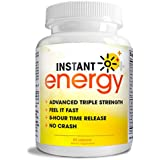 Instant Energy Dietary Supplement, 60 Capsules