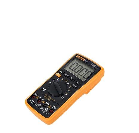 Newest winhy multímetro digital con detector de voltaje/corriente de AC/DC