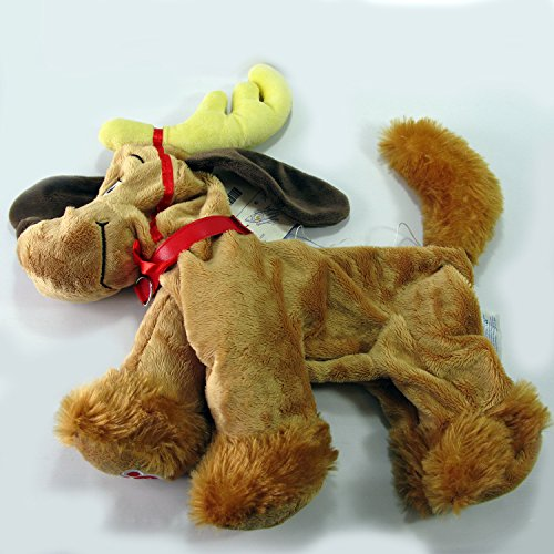 Build A Bear Max Grinch Dog Dr. Seuss Story Movie Character Toy Unstuffed (Dr Seuss Movie Characters)