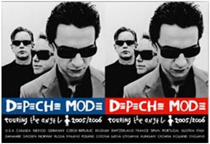 Depeche Mode Motivo: landscape: Amazon.es: Hogar