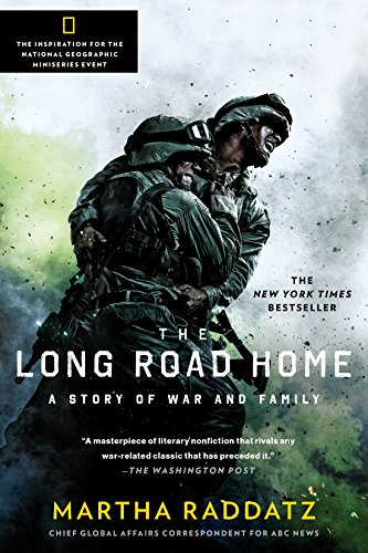 The Long Road Home: A Story of War and Family cover
