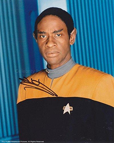Tim Russ klingon