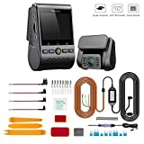 VIOFO A129 Duo Bundle with Installation Tool Kit   2 Channel 1080P Front and Rear Dash Camera   WiFi GPS Mount Included   3-Wire Hardwiring Kit and Installation Kit Included
