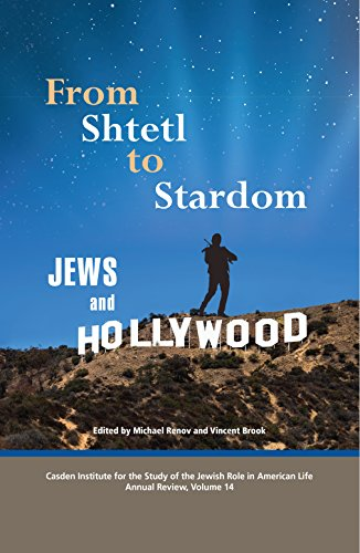 From Shtetl to Stardom: Jews and Hollywood (Jewish Role in American Life Book 14) por Michael Renov,Vincent Brook
