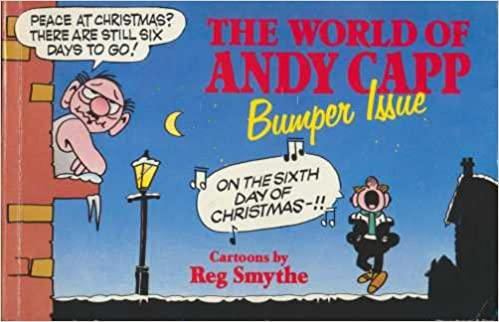 The World Of Andy Capp Bumper Issue Reg Smythe 9780859394949