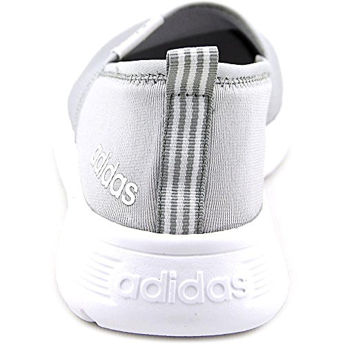 Adidas Neo Dames Lite Racer Slip On W Casual Sneaker Helder Onyx / Light Onyx / Wit