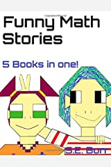 Funny Math Stories: 5 Books in One Paperback