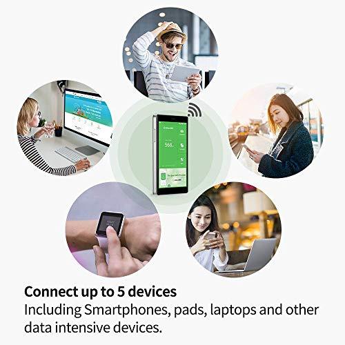 GlocalMe-G4-pro-4G-LTE-Mobile-Hotspot-International-High-Speed-WiFi-Hotspot-with-1GB-Global-Data-8GB-US-Data-SIM-Card-Free-No-Roaming-Pocket-MIFI-Device-Black