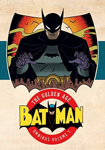Batman: The Golden Age Omnibus Vol. 1 ()