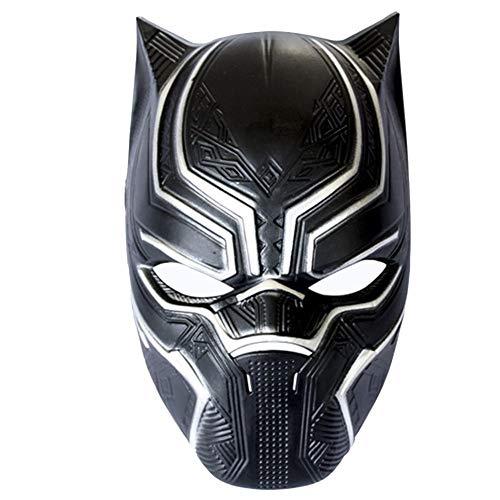 Evil Witch - Black Panther Masks Movie Fantastic Four Men 39 S Latex Party Mask Props Marvel Superhero Figure - Pack That Adults Superhero Party Bundles Decorations Women Luxury Adult Kids Gold -