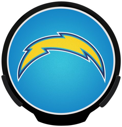 (NFL San Diego Chargers LED Power Decal)