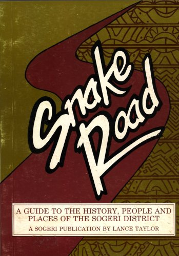 Snake road: a guide to the history, people and places of the Sogeri District