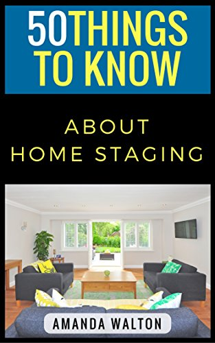 Things Know About Home Staging ebook product image