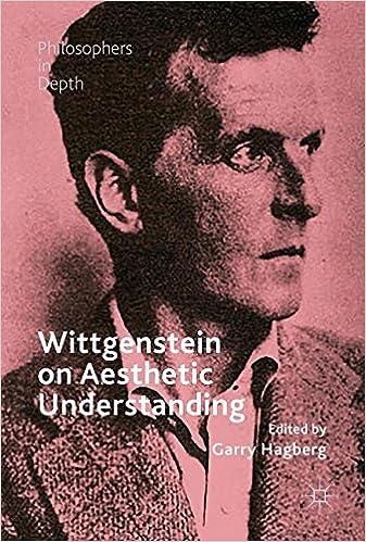 Book Cover for Wittgenstein on Aesthetic Understanding