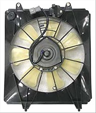 Partslink Number HO3113128 OE Replacement Condenser Fan Assembly