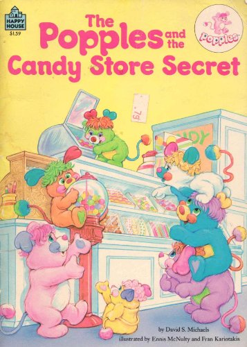 The Popples and the Candy Store Secret