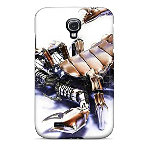 New Style Doompson Hard Case Cover For Galaxy S4- Scorpion Robot