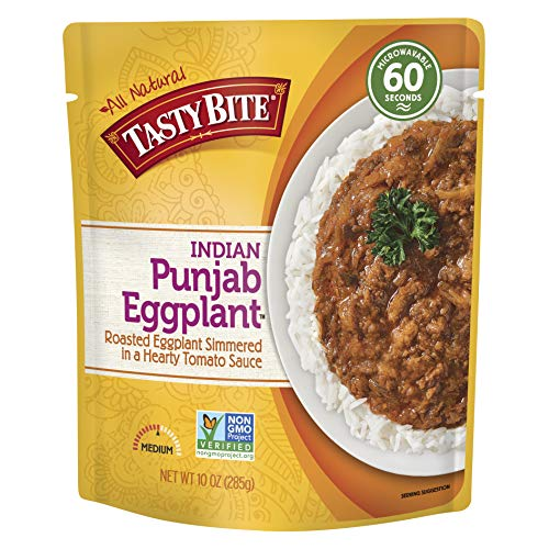 (Tasty Bite Indian Entrée, Punjab Eggplant, 10 Ounce (Pack of)