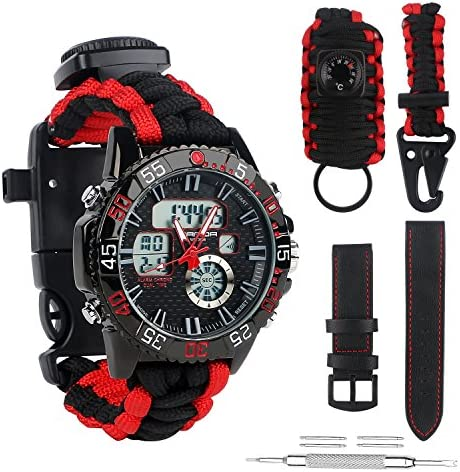 Digital Survival Sport Watch Multifunctional product image